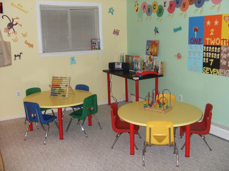 Daycare Spotlight and OPEN HOUSE: Gina's Family Daycare