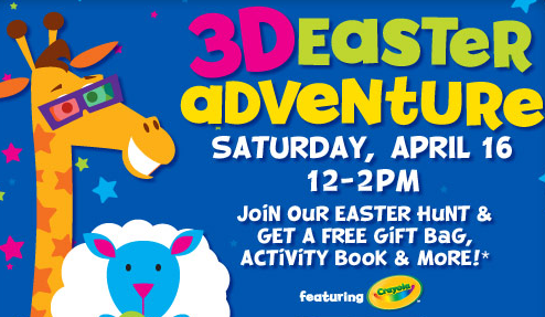 3D Easter Adventure