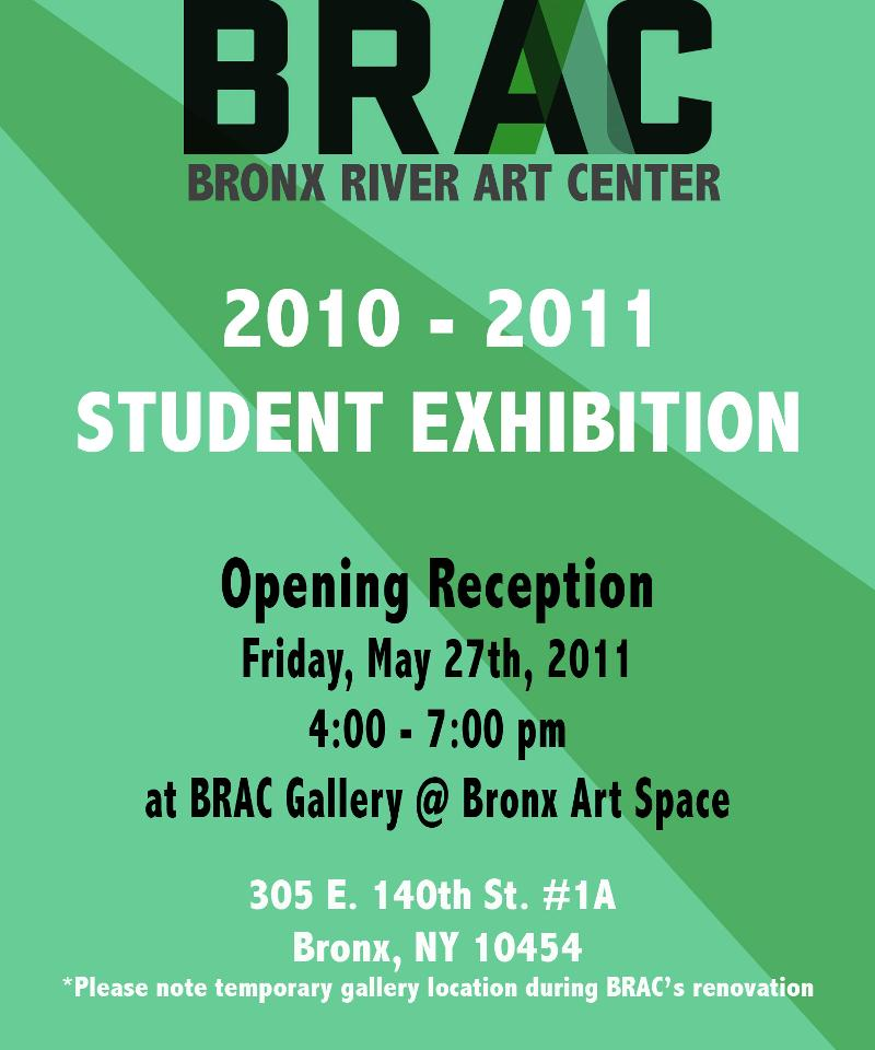 Bronx River Art Center Opening Reception