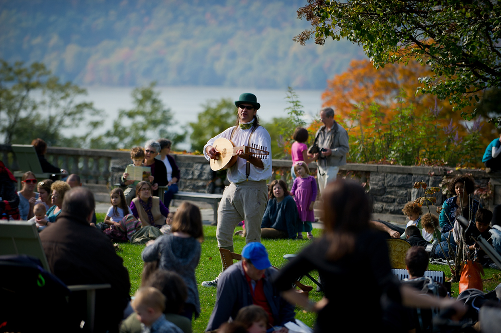 October Events at Wave Hill