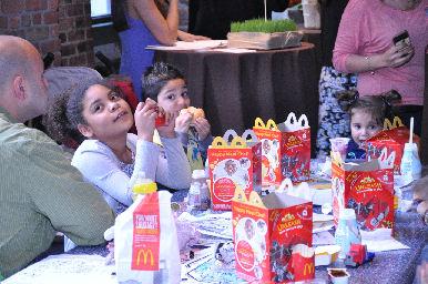 McDonalds Nutrition Network