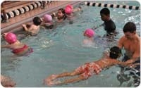 "FREE SUMMER ""LEARN TO SWIM"" CLASSES"