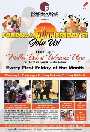 Fordham Fever Fridays