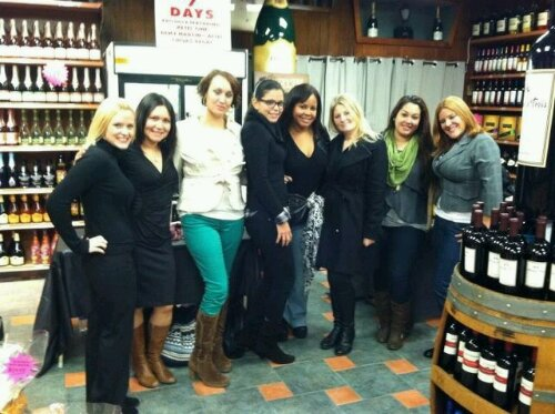 Mommy's Mingle Meetup at Country Club Wine and Liquor