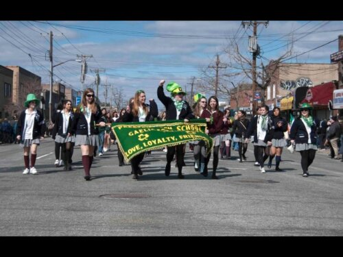 The 15th Annual Throggs Neck St. Patrick's Day Parade and Celebration