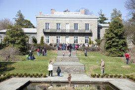 Easter Egg Hunt at Bartow Pell Mansion