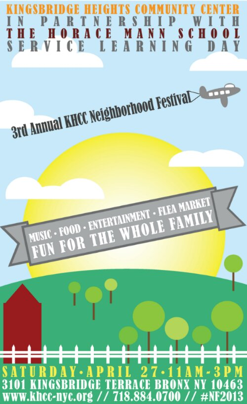 3rd Annual KHCC Neighborhood Festival