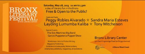 Bronx Literary Festival