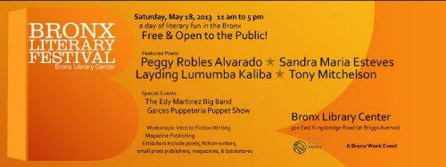 Bronx Literary Festival