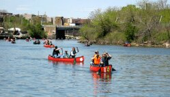 2013 Bronx River Flotilla