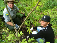 The Ranger Conservation Corps