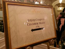 Review: Steve Cohen Chamber Magic