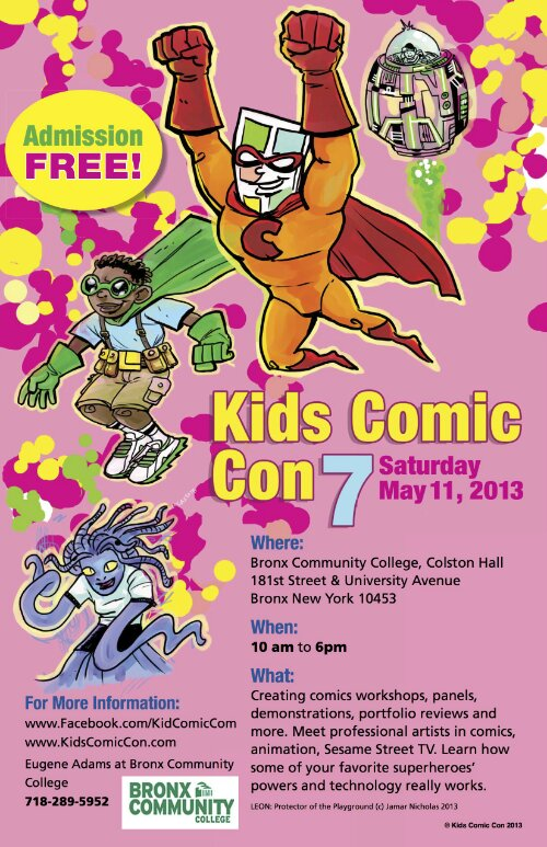 Kids Comic Con 7