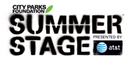 Coming up at Summerstage in the Bronx