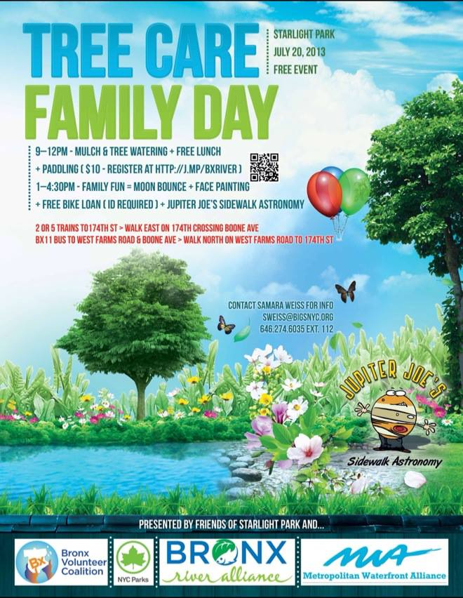 Tree Care Family Day