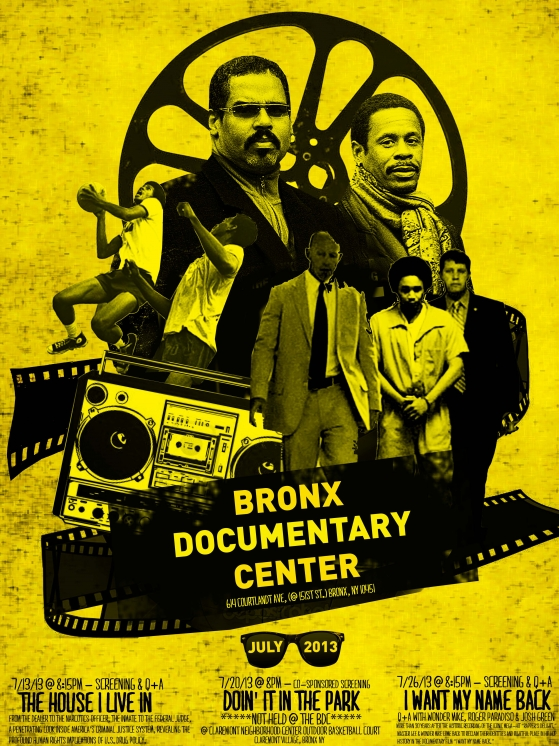 July at the Bronx Documentary Center