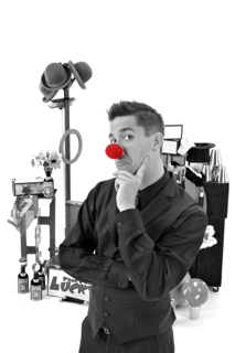 LUCKYBOB: MAGIC JUGGLING COMEDY