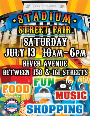 Stadium Street Fair