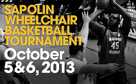 13th Annual Matthew Sapolin Memorial Wheelchair Basketball Tournament