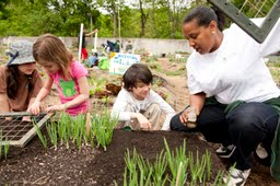 Fall Gardening Programs for Kids at NYBG