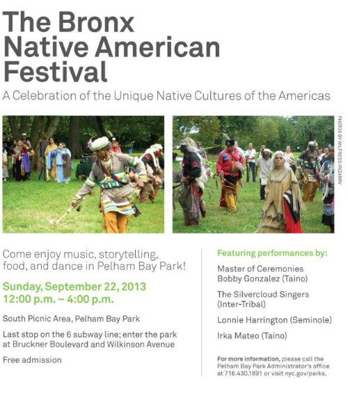 The Bronx Native American Festival