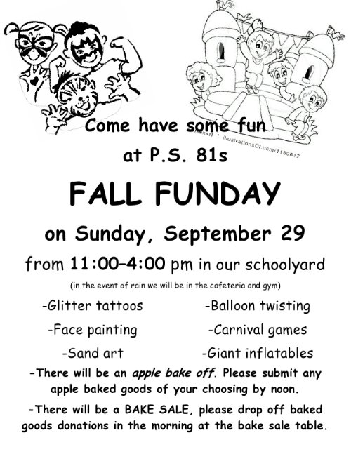 Fall Funday