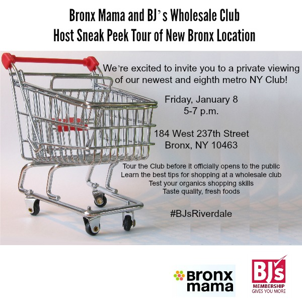 Bronxmama and BJs Invite