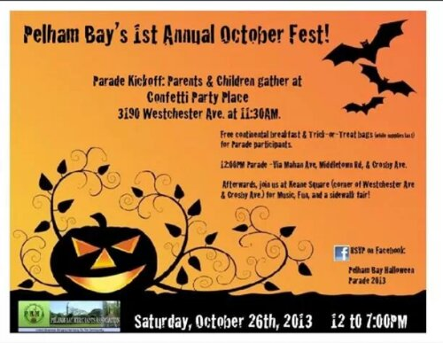 Pelham Bay's 1st Annual Octoberfest