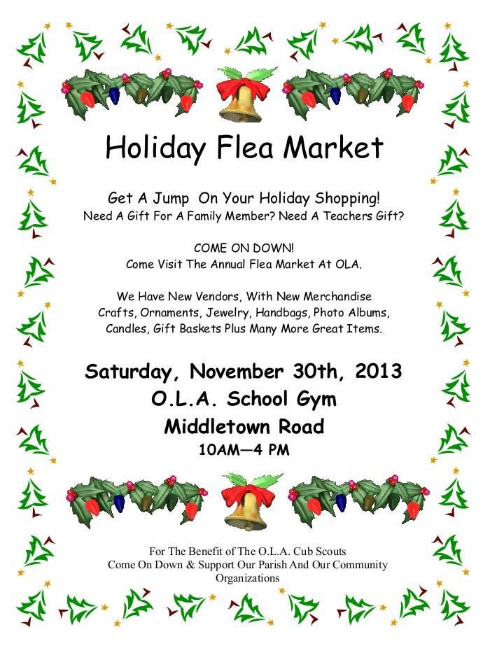 Holiday Flea Market