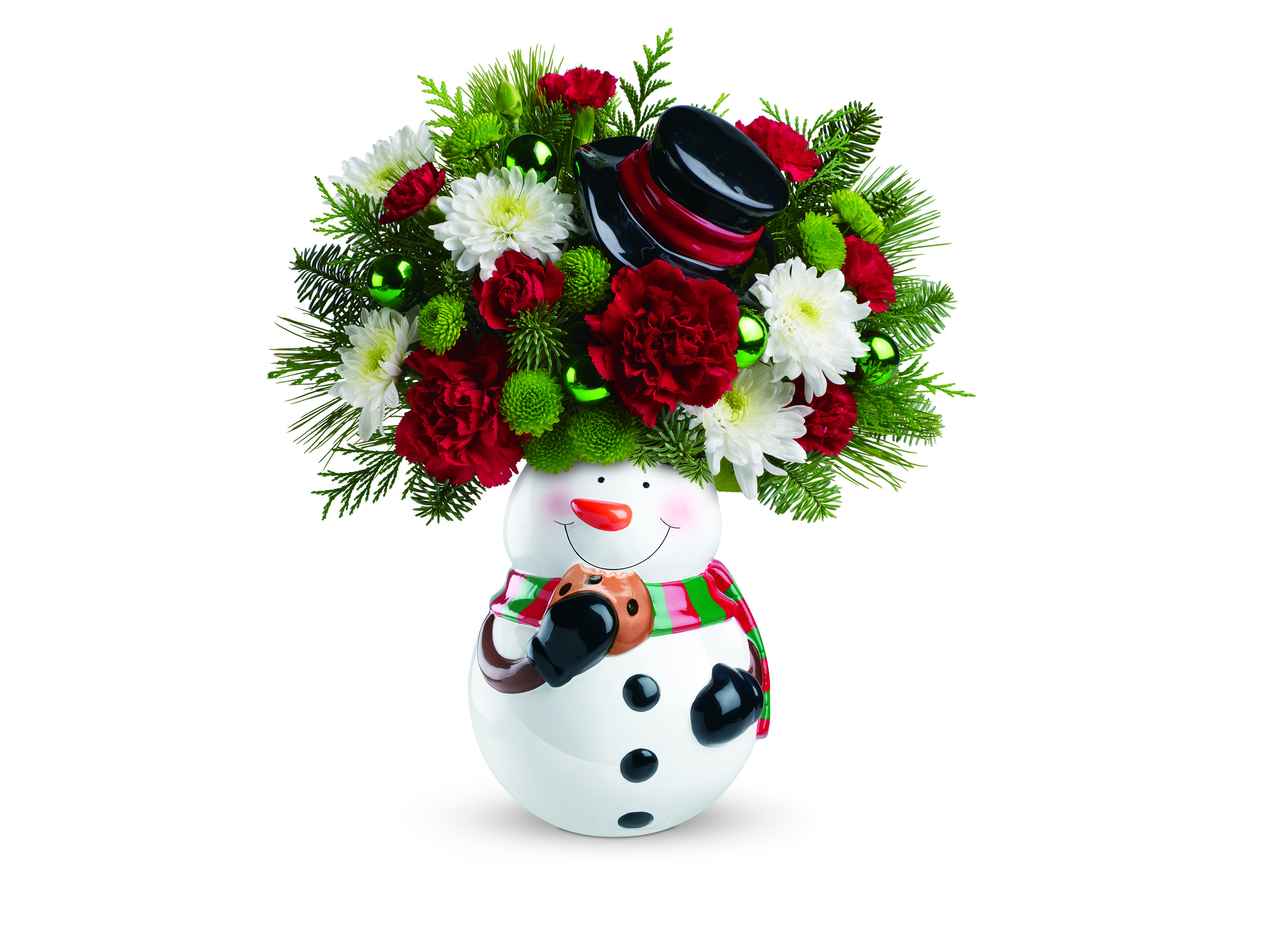 Happy Holidays from Teleflora