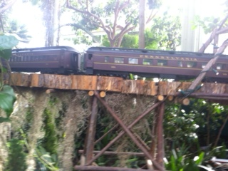 Review Holiday Train Show At The New York Botanical Garden