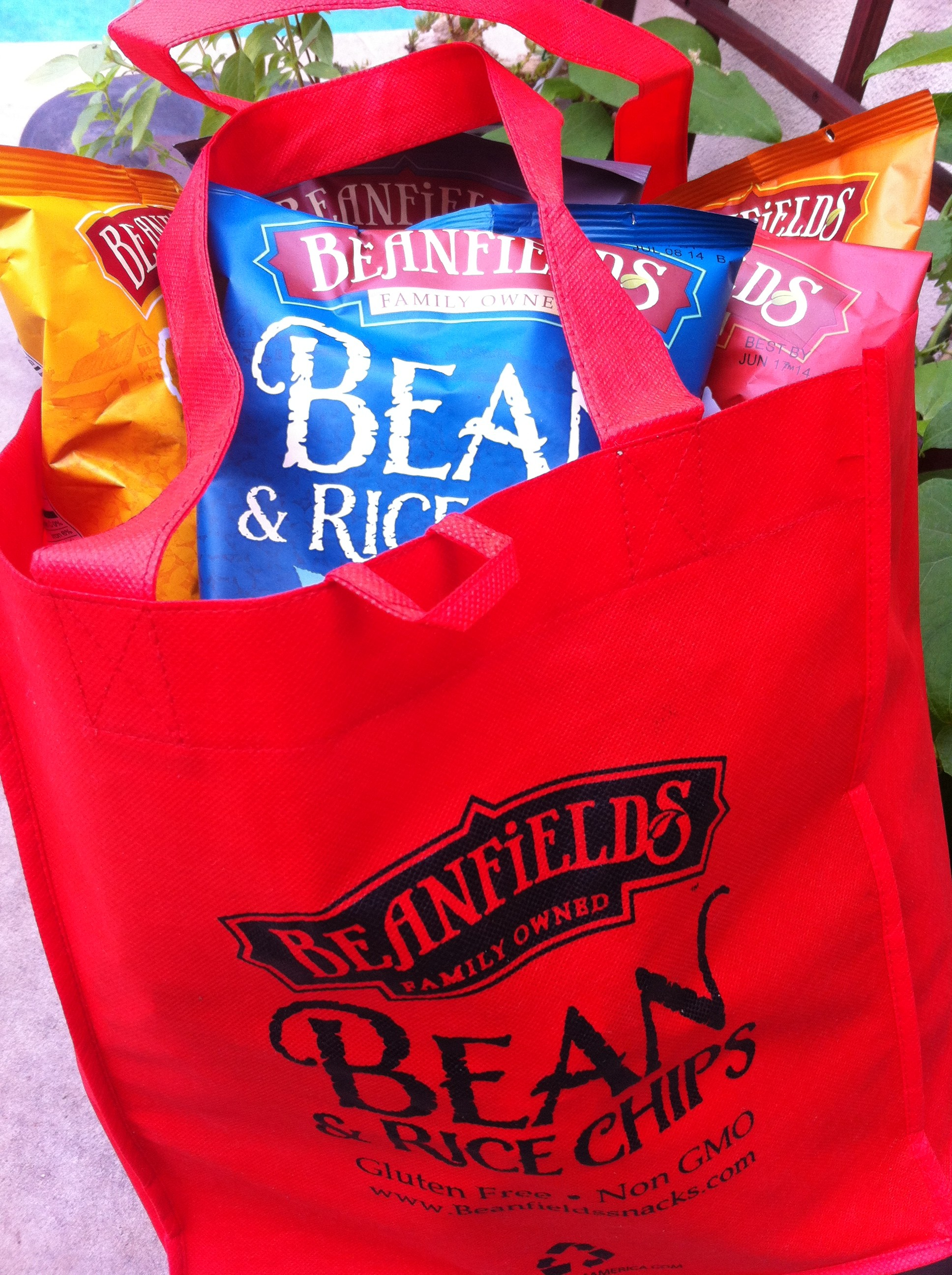 Happy Holidays from Beanfields Snacks