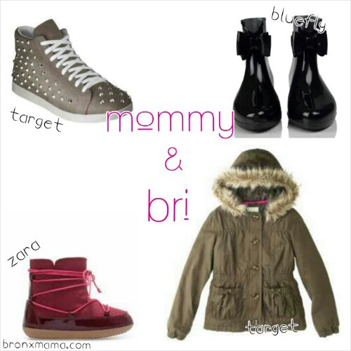 Mommy and Bri: Winter Gear Steals