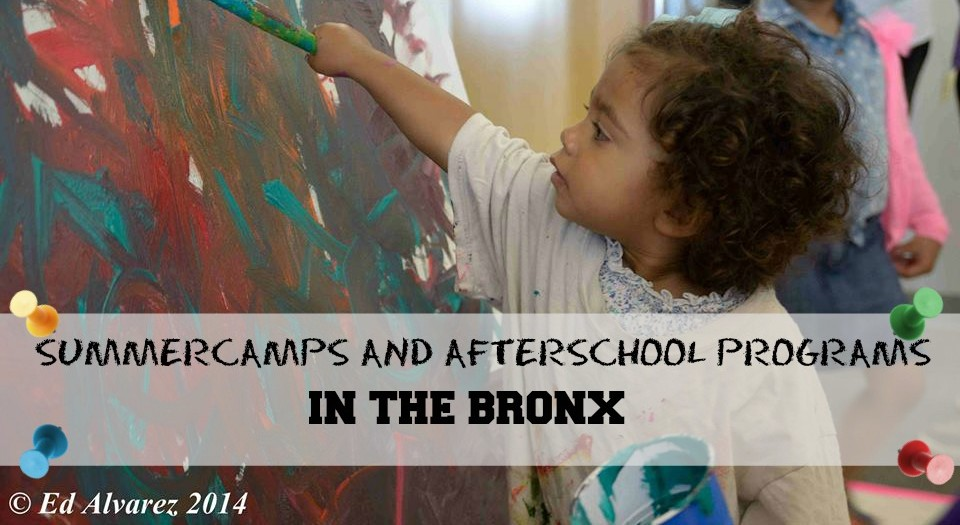 Summer Camps and Afterschool Programs in the Bronx