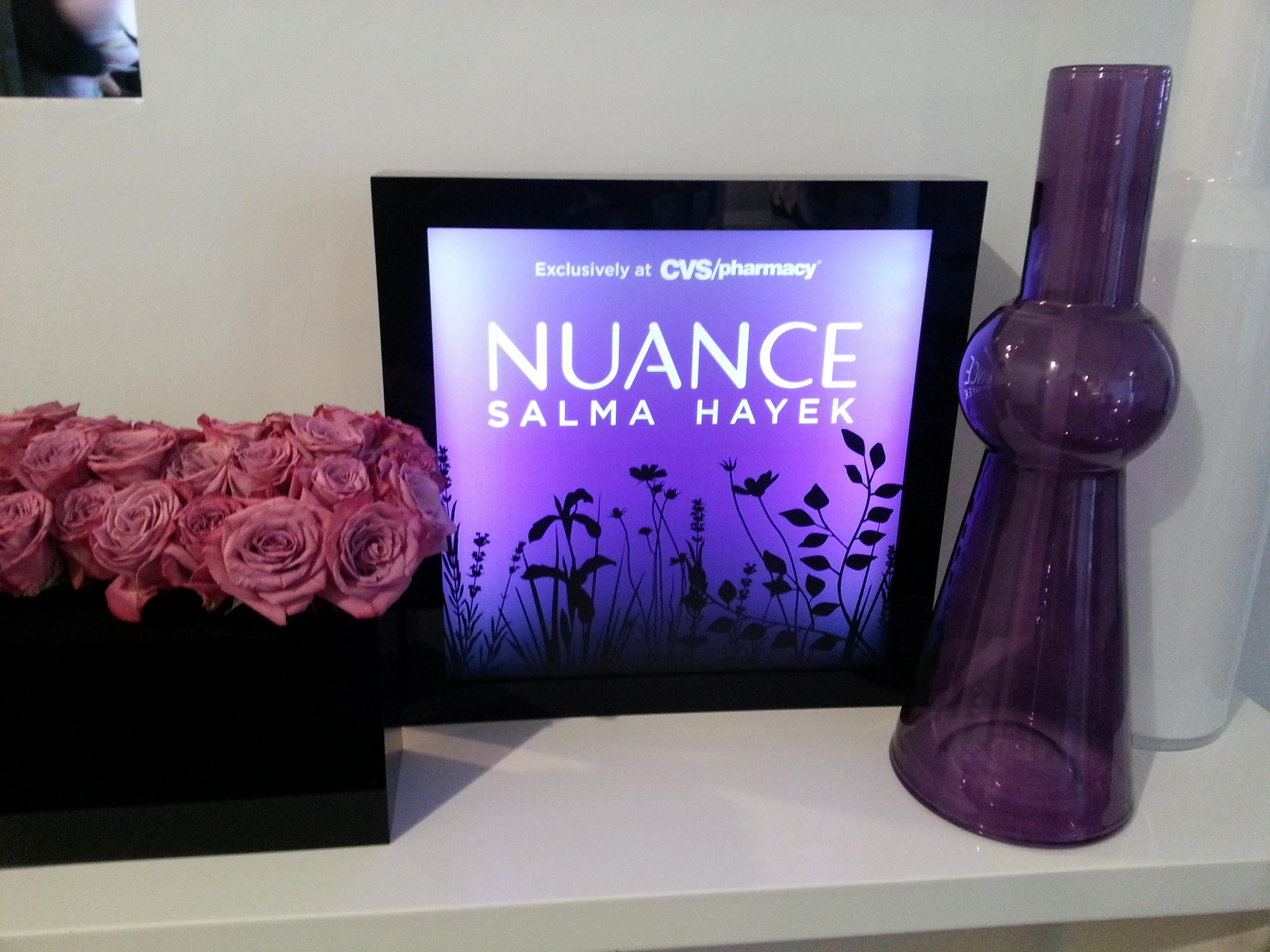 Nuance Salma Hayek Spring 2014 Collection