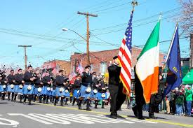 St. Patricks Day in the Bronx