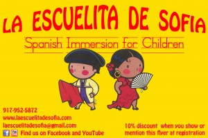 Giveaway: French or Spanish Class at La Escuelita de Sofia