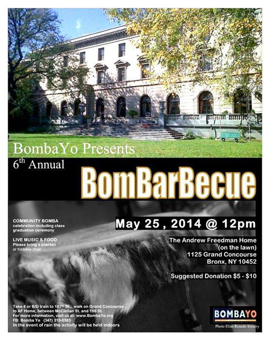6th Annual BomBarBecue