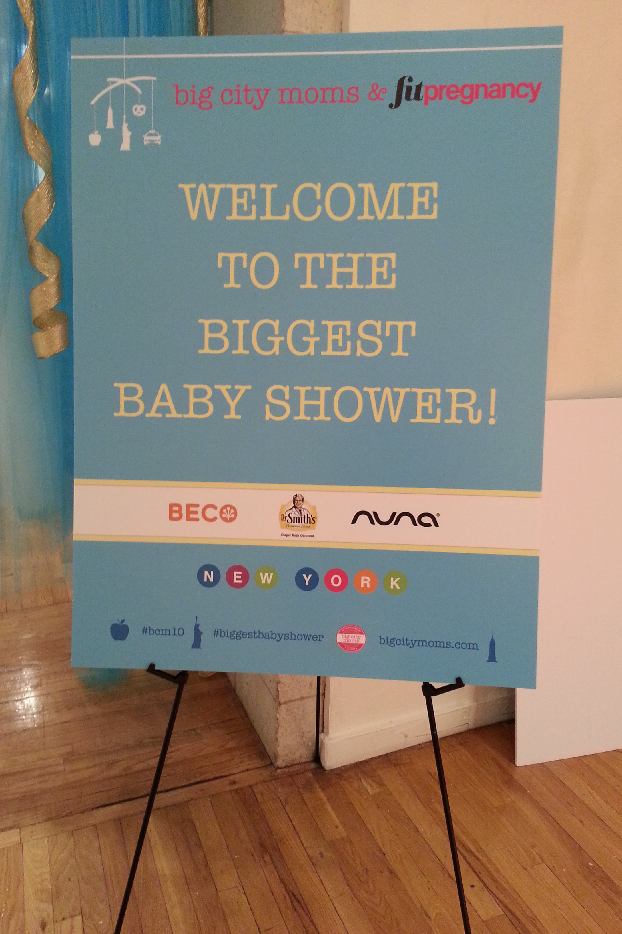 Behind the Scenes: The Biggest Baby Shower Ever