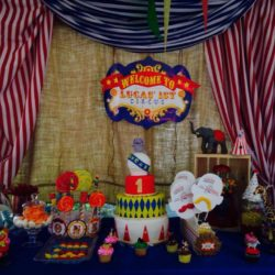 Party Idea: Circus Theme