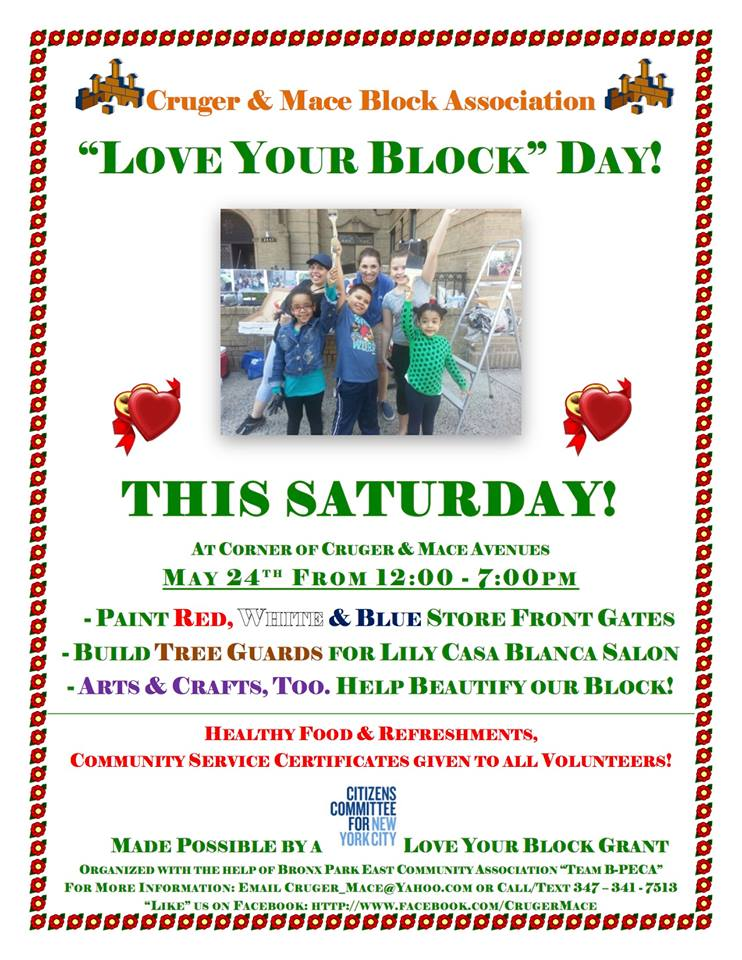 Love Your Block Day