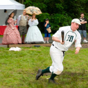 Take Me Out to the Ball Game 1864