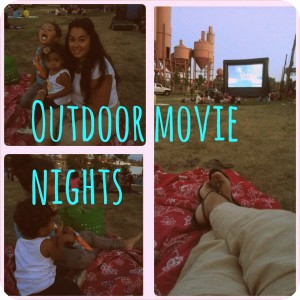 Movie Nights Along the River: The Croods