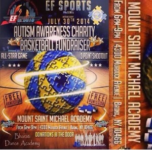 Autism Awareness Fundraiser