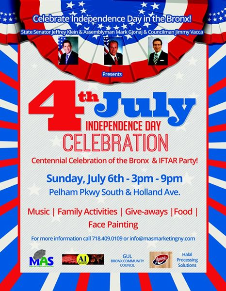 July 4th Weekend in the Bronx