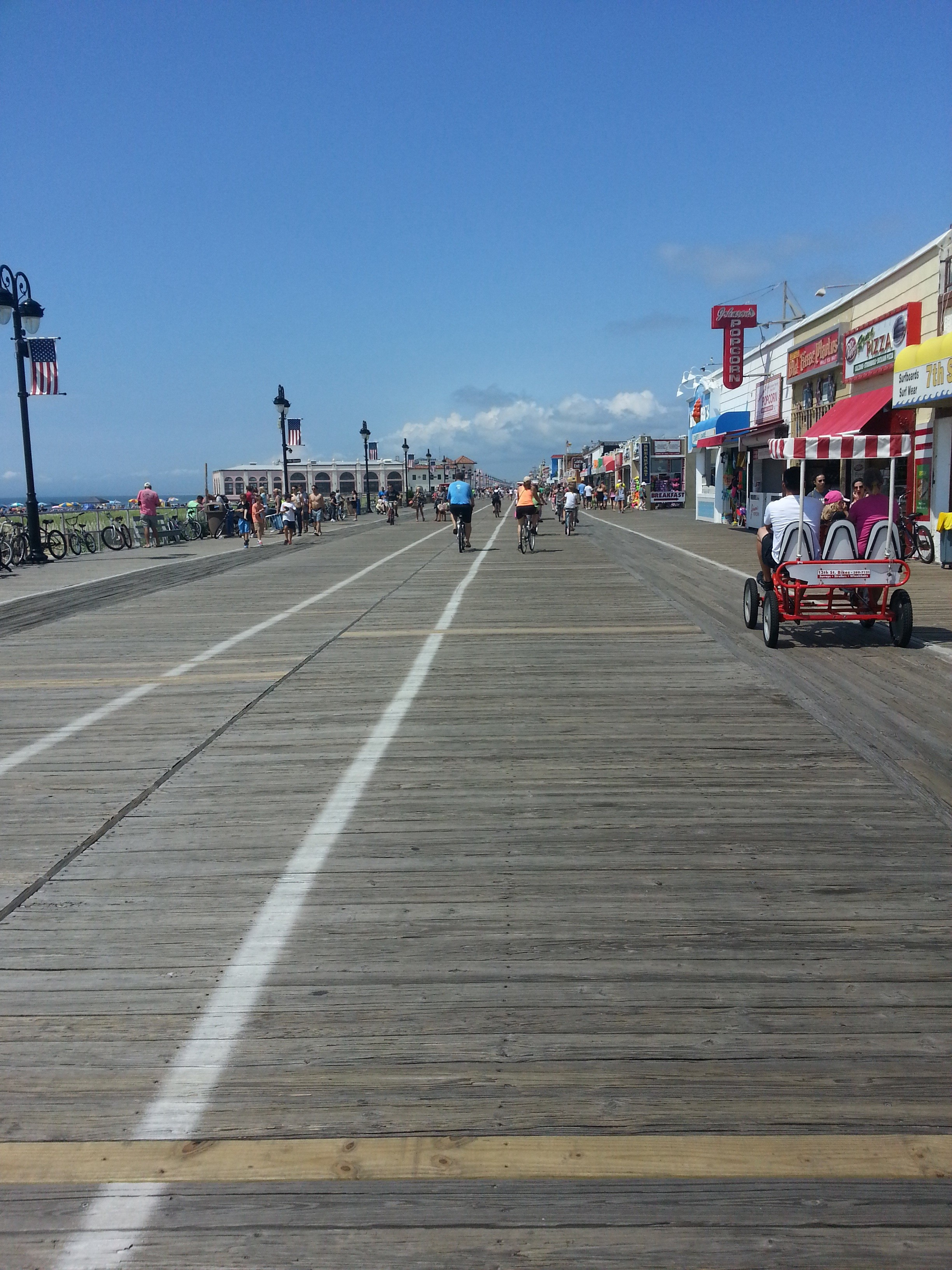 Family Getaway: Ocean City NJ
