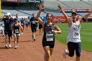 Damon Runyon Cancer Research Foundation to Hold 6th Annual Runyon 5K at Yankee Stadium