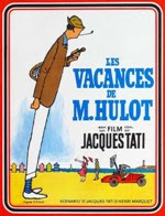 Movies at the Mansion: Les Vacances de M. Hulot (M. Hulot's Holiday), 1953