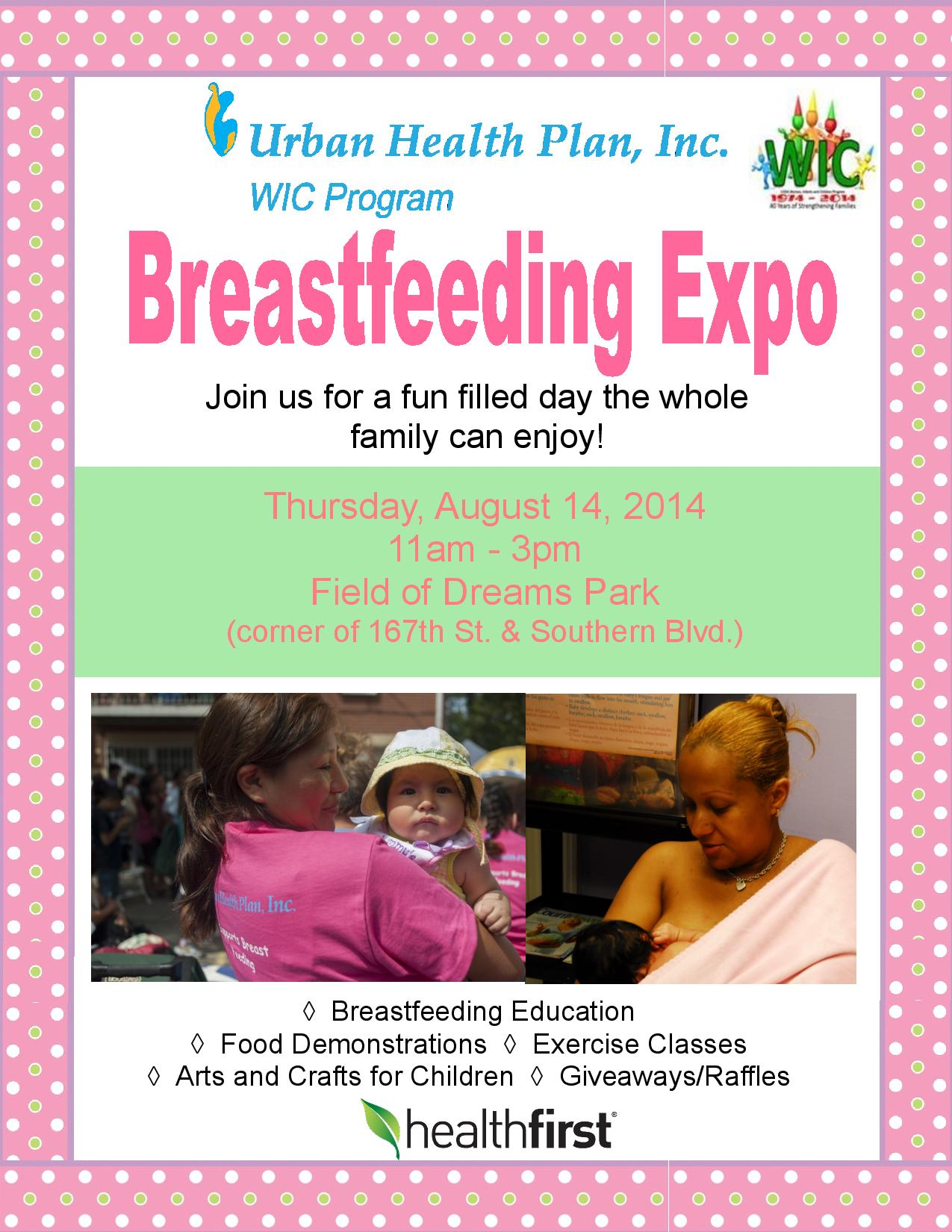 Breastfeeding Expo