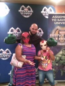 Review: Marvel Universe Live